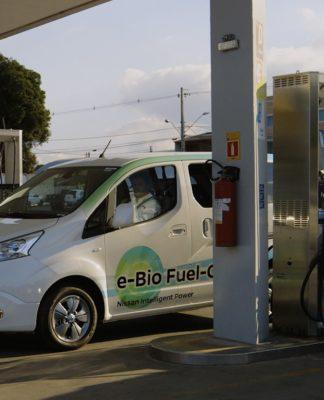 Nissan prepara carro elétrico para rodar com etanol batizado; entenda