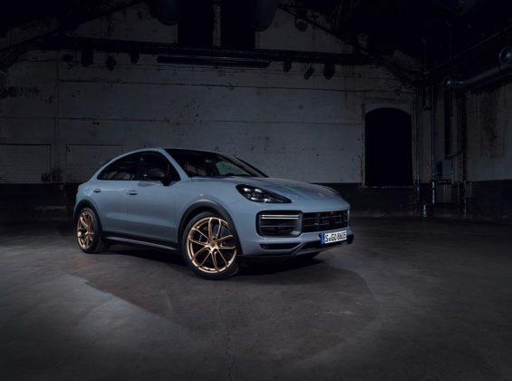 Porsche Cayenne Turbo GT estreia no Brasil a partir de R$ 1,2 milhão