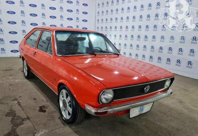 VW Passat 1976