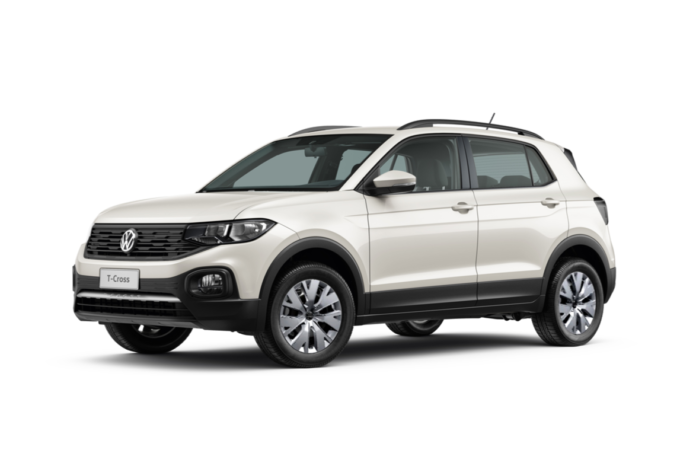 Volkswagen T-Cross Sense vira versão