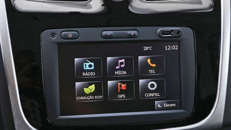 Renault Sandero usado