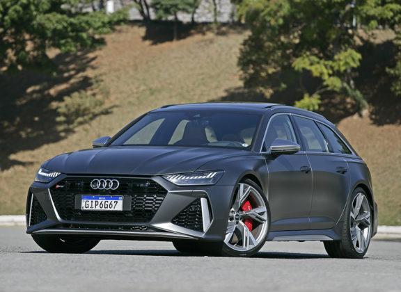 Audi RS 6 Avant 2021