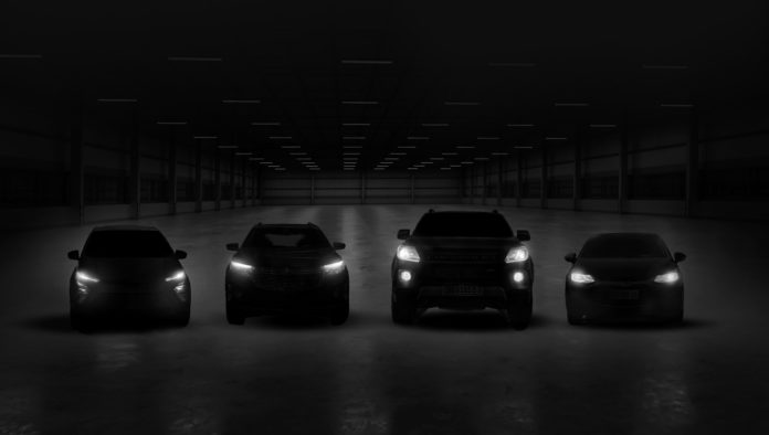 Chevrolet anuncia 4 lançamentos no Brasil até o fim do ano