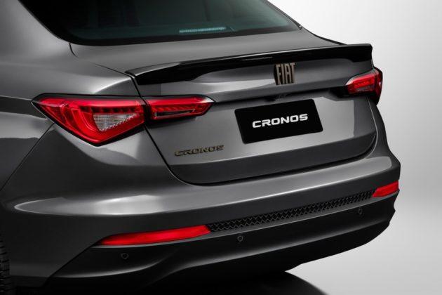 Fiat Cronos 1.3 S-Design 2022