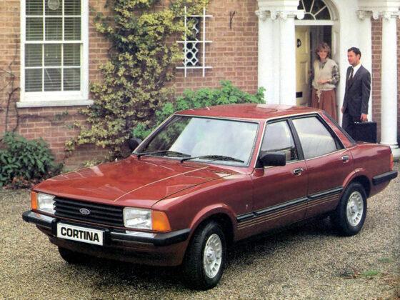 Ford Cortina Mk5