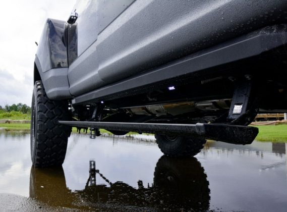 Ford MegaRexx Trucks