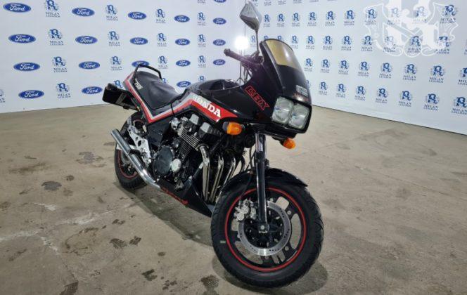 Honda CBX 750F '7 Galo' será oferecida em leilão no próximo dia 21