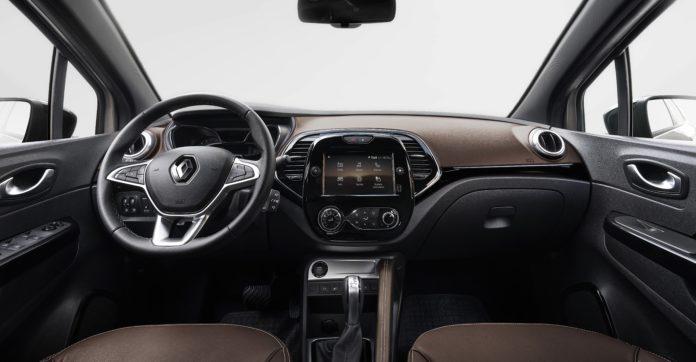 Perto do lançamento, Renault Captur 2022 tem o interior revelado