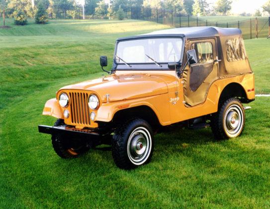 Jeep CJ-5 462
