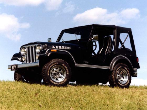 Jeep CJ-5 Laredo