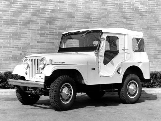 Jeep CJ-5 Tuxedo Park IV