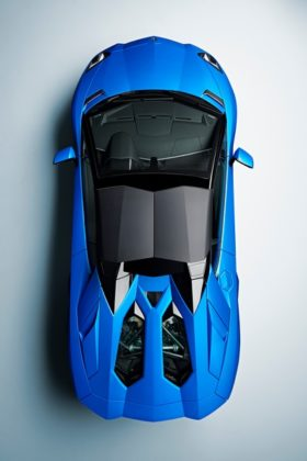 Lamborghini Aventador LP 780-4 Ultimae Roadster