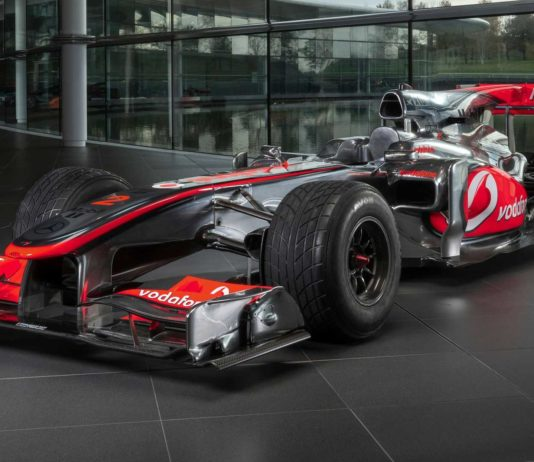 McLaren Lewis Hamilton
