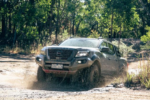 Nissan Frontier ganha versão off-road extrema na Austrália