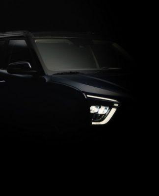 Hyundai libera primeiras imagens oficiais do novo Creta 2022