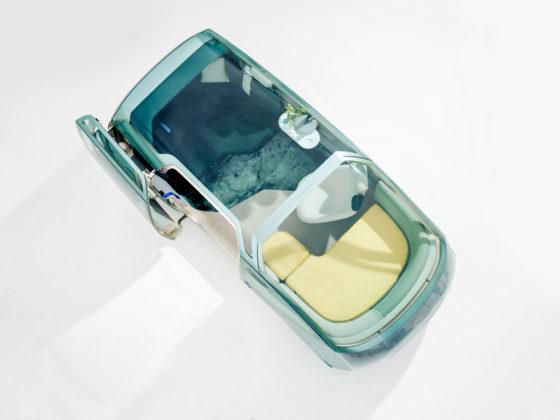 Mini Urbanaut é o carro-conceito para um mundo sem motoristas