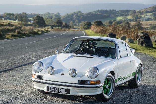 Pesquisa aponta os carros antigos europeus mais famosos no Instagram