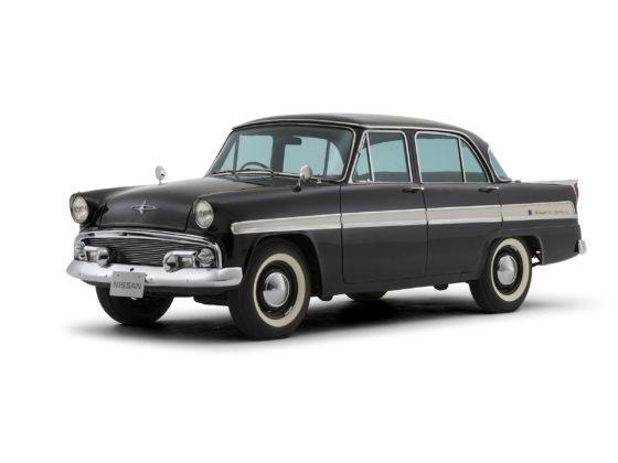 O 1º Skyline não era Nissan e tinha motor de 60 cv