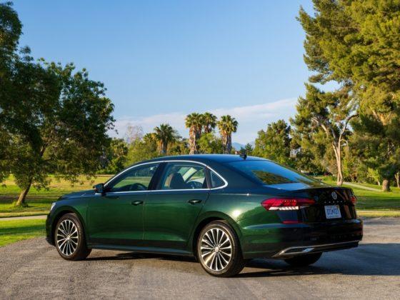 Volkswagen marca fim do Passat nos EUA com série especial