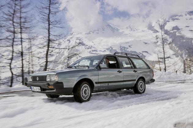 Conheça o Volkswagen Quantum 4X4 que os alemães tiveram nos anos 1980