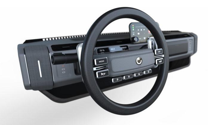 Conheça o XBus, um elétrico que pode virar uma picape ou motorhome