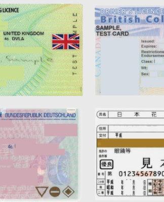 Veja como é o processo de registro de CNHs de outros países em SP