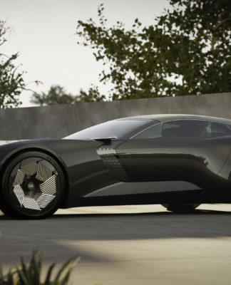 Conceito Audi Skysphere é um esportivo de luxo com tamanho variável