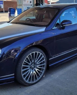 Bentley Flying Spur Picape