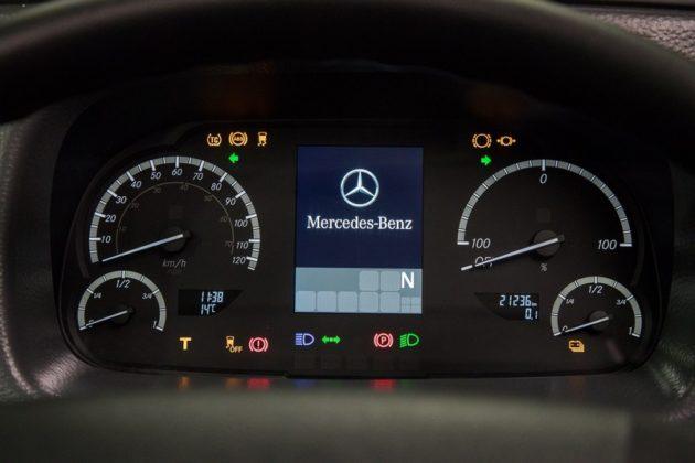 Chassi Mercedes-Benz eO500U (8)