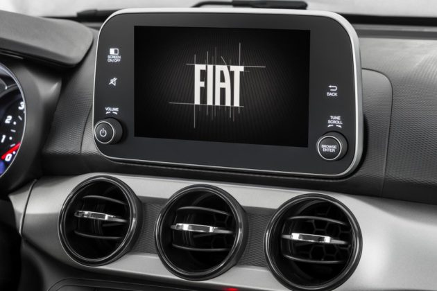 Fiat Argo 1.0 Drive básico