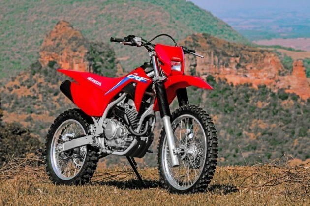 Honda CRF 250F 2022