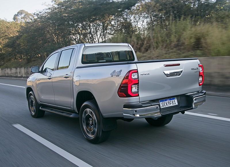 Toyota Hilux SRX 2021