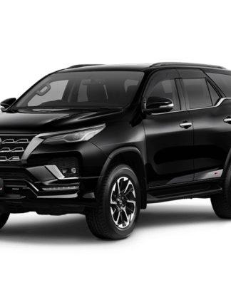 Toyota SW4 ganha versão esportiva na Indonésia