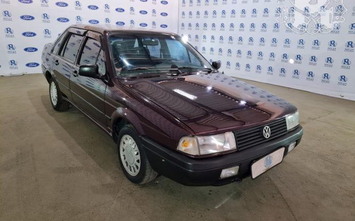 Leilão na quarta (11) oferece VW Santana 1993 e Audi A5