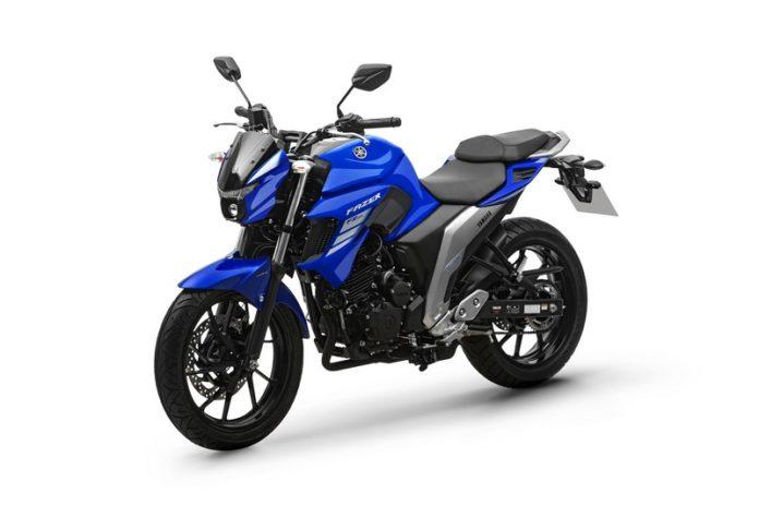 Yamaha Fazer 2022