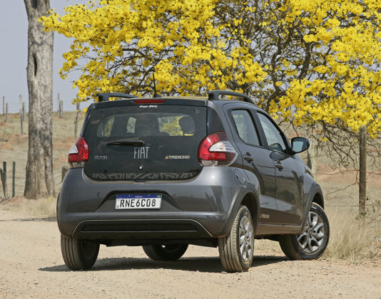 Fiat Mobi Treeking