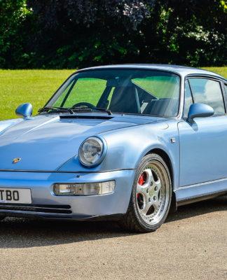 Porsche 911 964 de Jenson Button