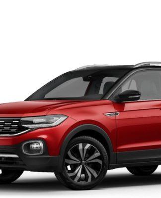 Volkswagen T-Cross 2022