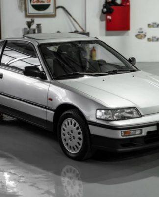 Honda CRX 16i-16